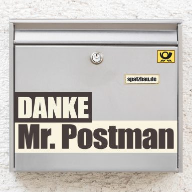 Mr Postman